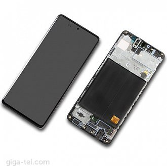 Samsung A51 LCD with frame