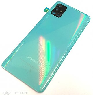 Samsung A51 / (Prism Crush Blue)