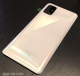 Samsung A51 / Prism Crush White