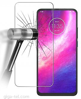Motorola One Hyper tempered glass