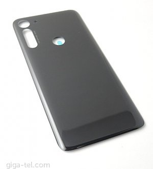 Motorola G8 Power battery cover black