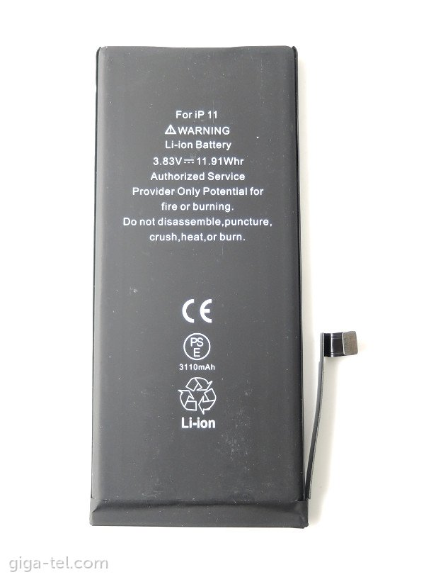 iPhone 11 battery OEM