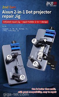 Dot projector repair Jig