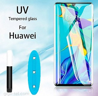 Huawei Mate 40 Pro UV tempered glass