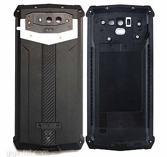 Blackview BV9100 battery cover black
