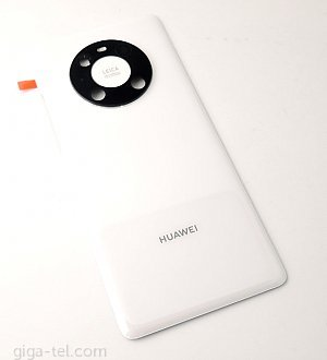 Huawei Mate 40 Pro battery cover white