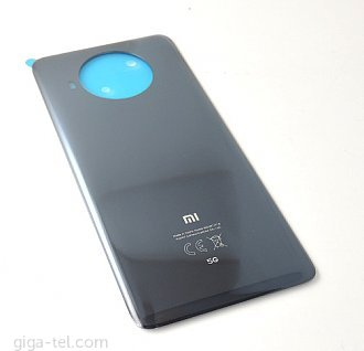 Xiaomi Mi 10T Lite battery cover black