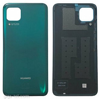 Huawei P40 Lite battery cover green