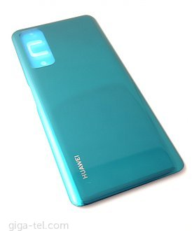 Huawei P Smart 2021 battery cover green