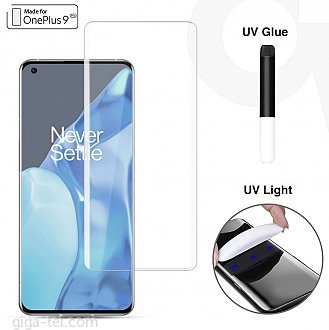 Oneplus 9 Pro UV tempered glass